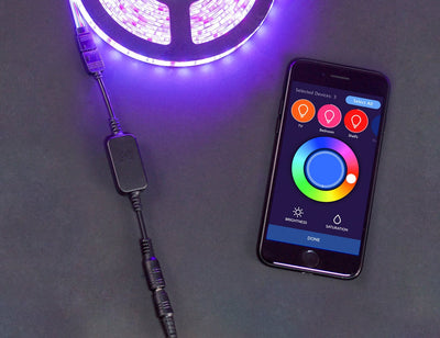 MESHLE flex Smart Bluetooth LED Controller