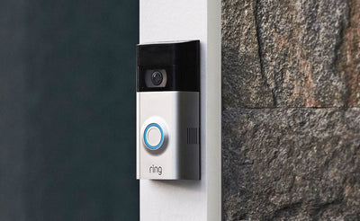 Ring 2 Rechargeable Battery Security Camera