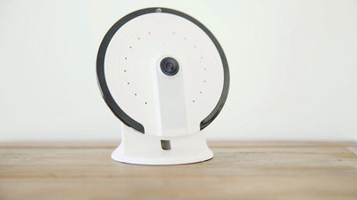 smanos UFO Wi-Fi HD Panoramic Camera
