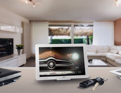 SWIPE Gesture-Controlled Home Tablet