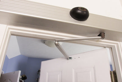 Tucker Auto-Mation Automatic Swinging Door