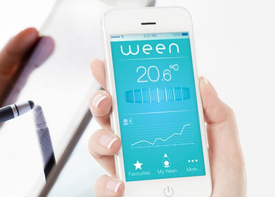 Ween – The Life Responsive Smart Thermostat