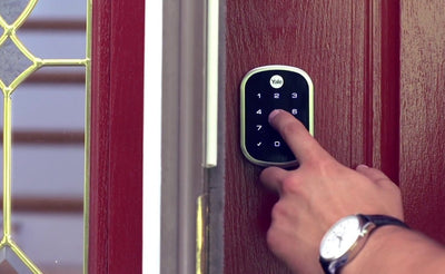 Yale Assure Lock Slim Touchscreen Deadbolt