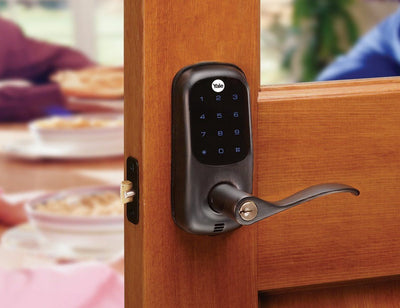 Yale Real Living Keyless Lever Lock