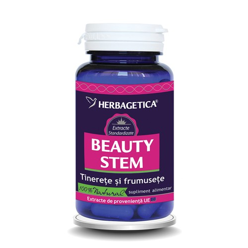 Beauty Stem 60cps - Herbagetica