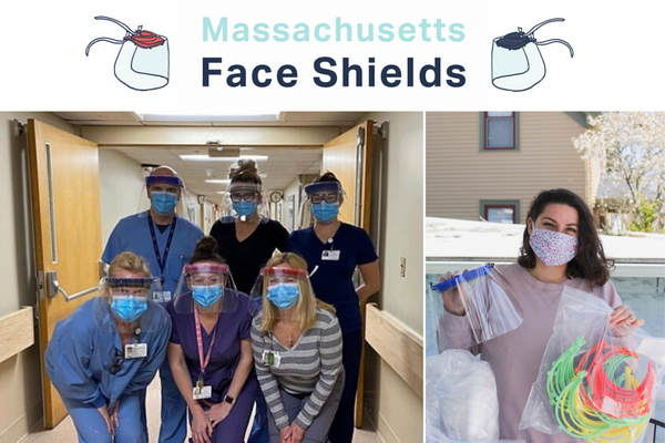 Face Shields for Healthcare Workers
