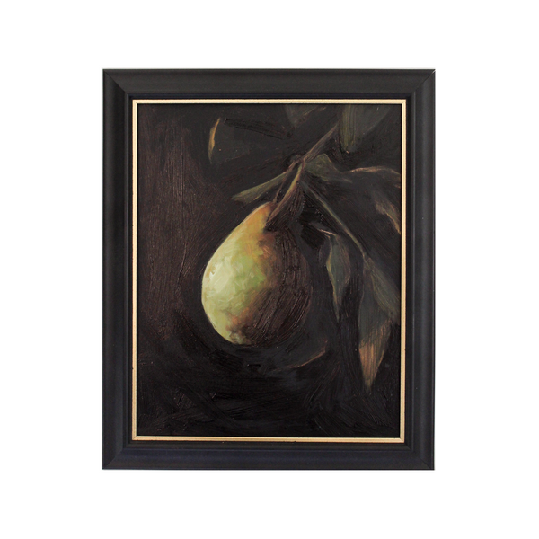 Waxing Pear | 8x10