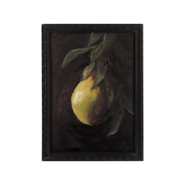 Waxing Pear | 5x7