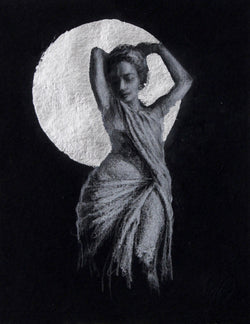 Goddess of the Moon | 8x10