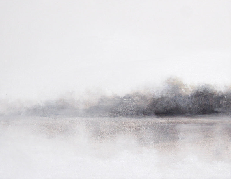 Winter Fog Study II | 11x14