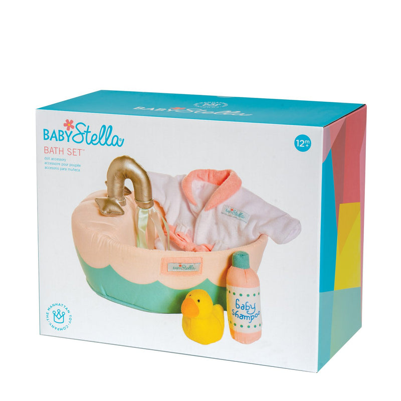BABY STELLA BATH TUB SET
