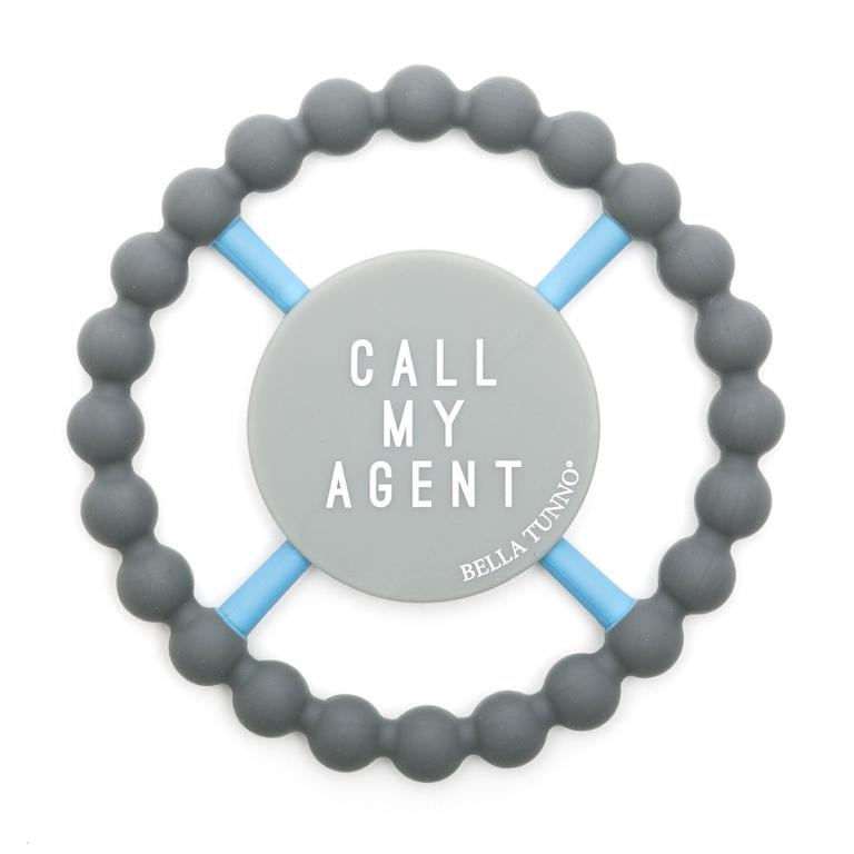 BELLA TUNNO HAPPY TEETHER- CALL MY AGENT
