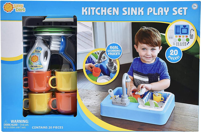 PLAY SINK SET