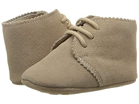 ELEPHANTITO SCALLOPED BOOTIE- SAND