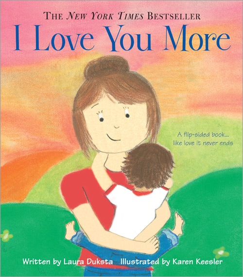 SOURCEBOOKS: I LOVE YOU MORE