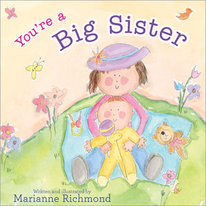 SOURCEBOOKS: YOU'RE A BIG SISTER