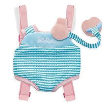 Load image into Gallery viewer, BABY STELLA SNUGGLE UP FRONT/TRAVEL TIME CARRIER