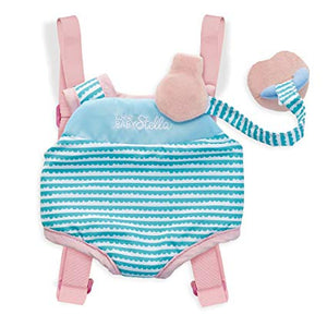 BABY STELLA SNUGGLE UP FRONT/TRAVEL TIME CARRIER