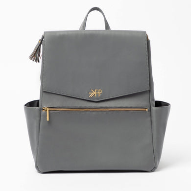 FRESHLY PICKED THE CLASSIC DIAPER BAG- CHARCOAL