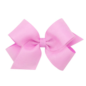 WEE ONES GROSGRAIN TULIP BOW TLP