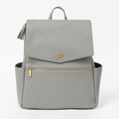 FRESHLY PICKED THE CLASSIC DIAPER BAG- STONE