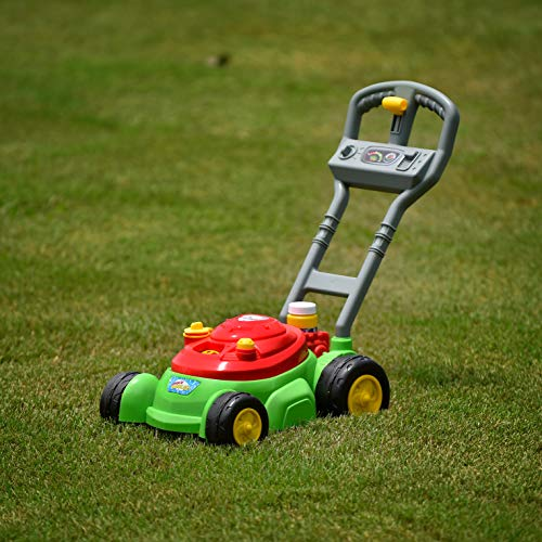 BUBBLE AND GO MOWER (2 COLORS)
