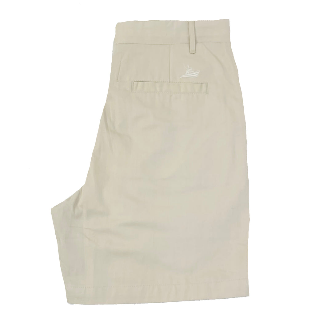 SOUTHBOUND KHAKI DRESS SHORTS