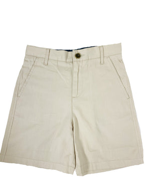 SOUTHBOUND BUTTON FRONT SHORTS KHAKI