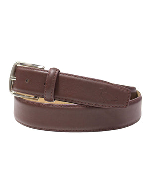 PROPERLY TIED CLASSIC LEATHER BELT