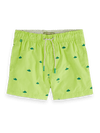 All-Over Embroidered Swimshort BOYS SWIMWEAR SCOTCH SHRUNK