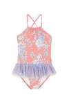 Believe in Fairies Apron Tank LITTLE GIRLS SWIMWEAR SEAFOLLY