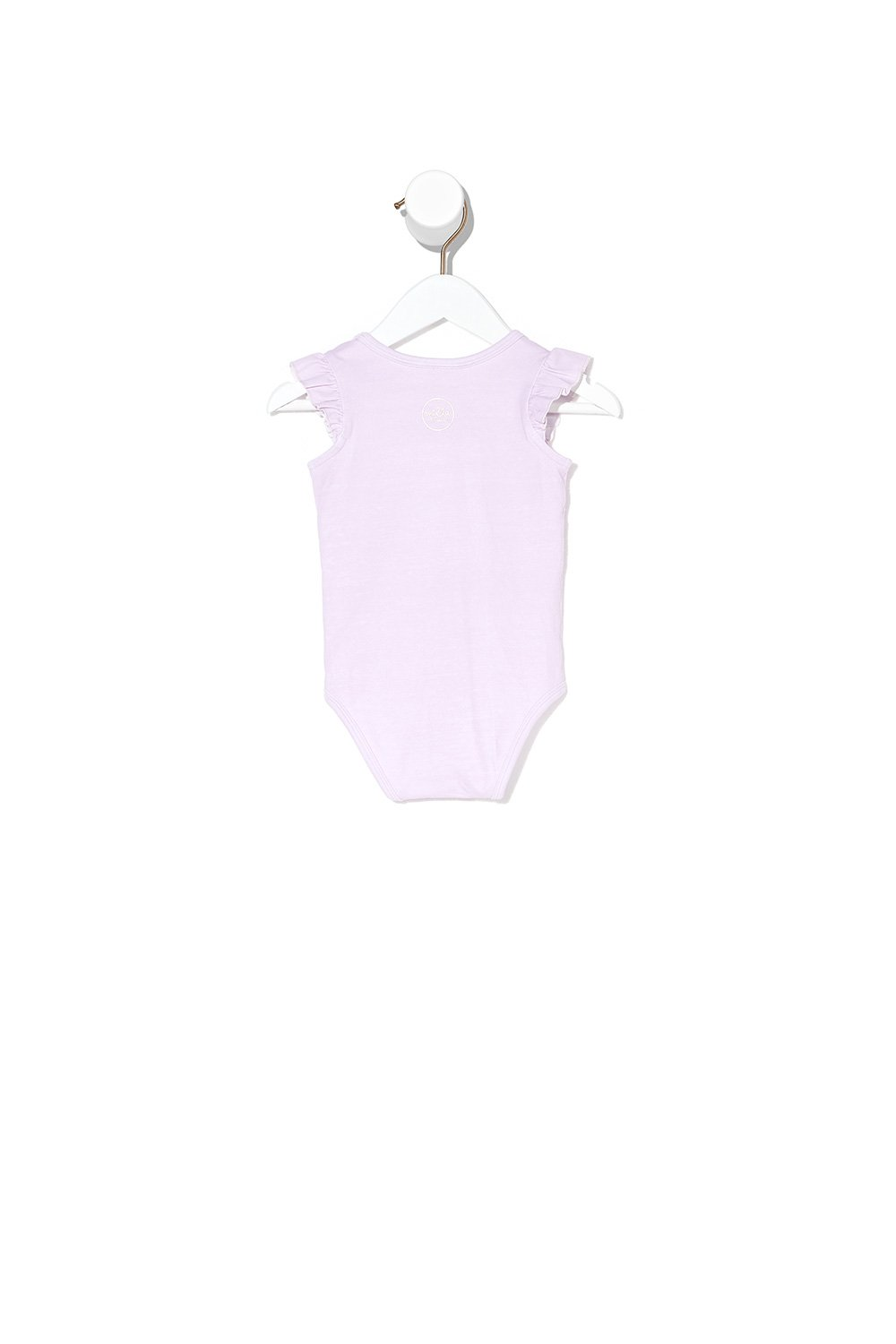 Believe in Love Babies Frill Onesie BABY CLOTHING CAMILLA