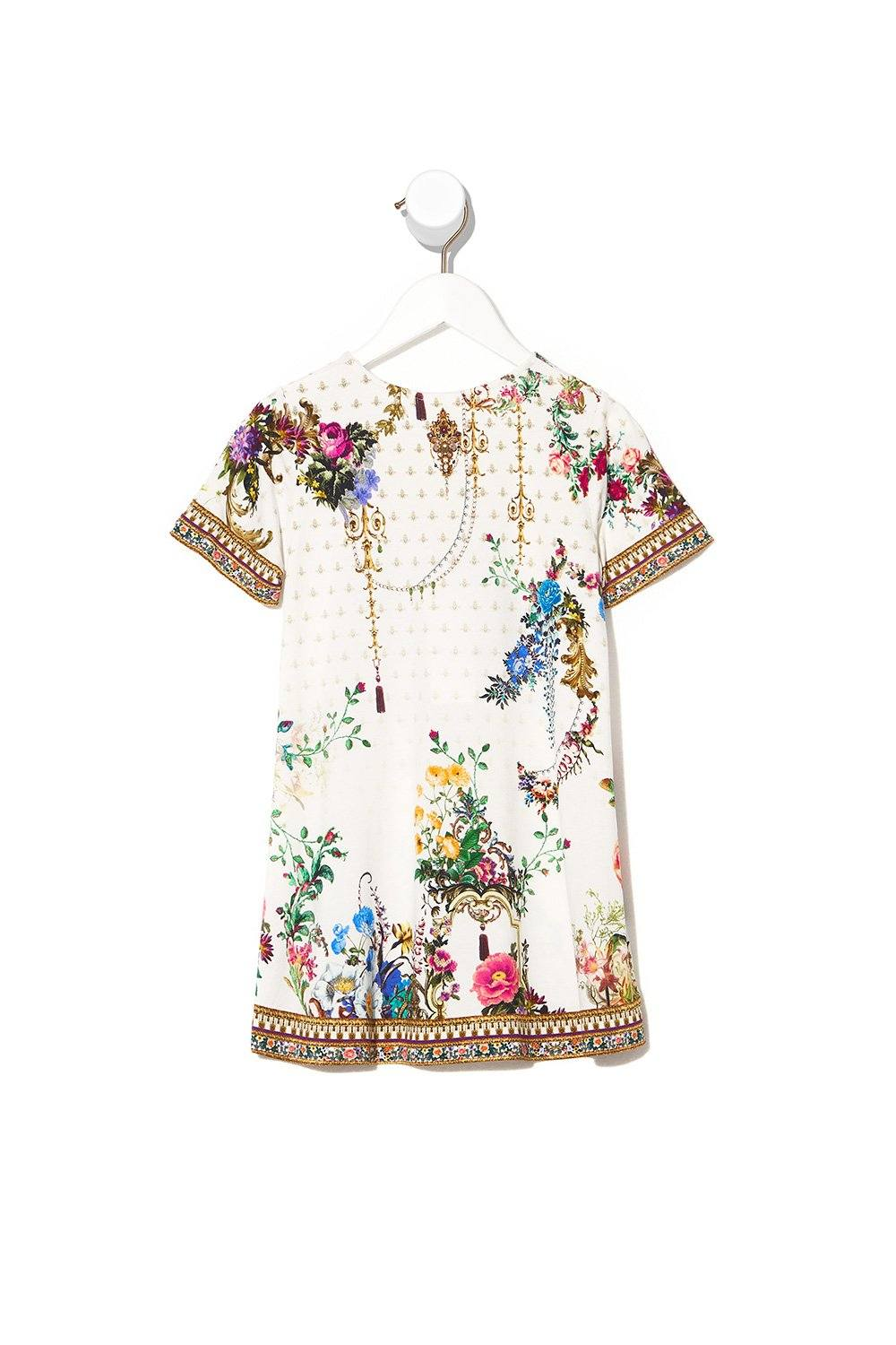By the Meadow Kids T-Shirt Dress with Flare Hem 4-10 GIRLS CLOTHING CAMILLA