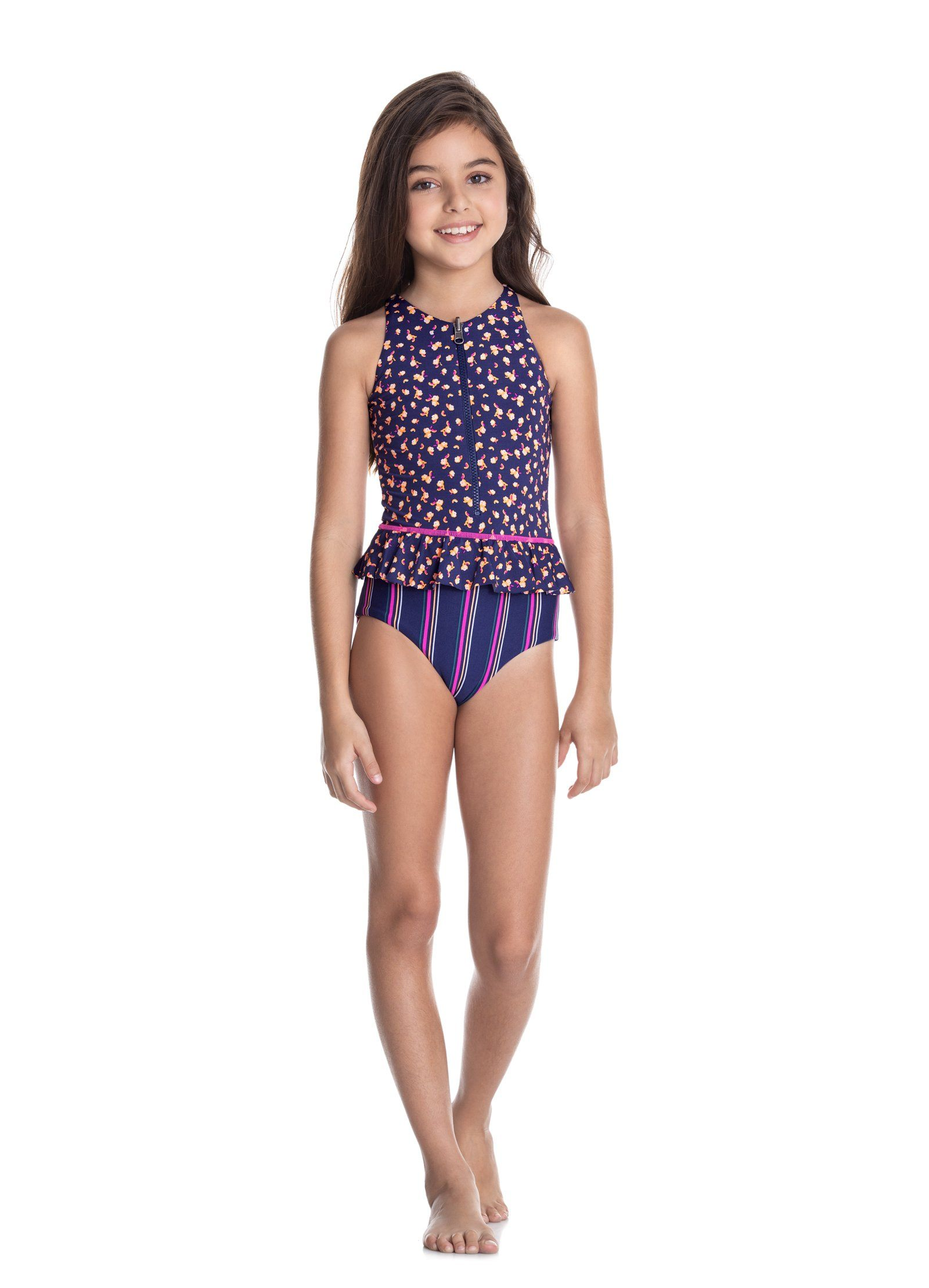 Ditzy Shack One Piece LITTLE GIRLS SWIMWEAR MAAJI
