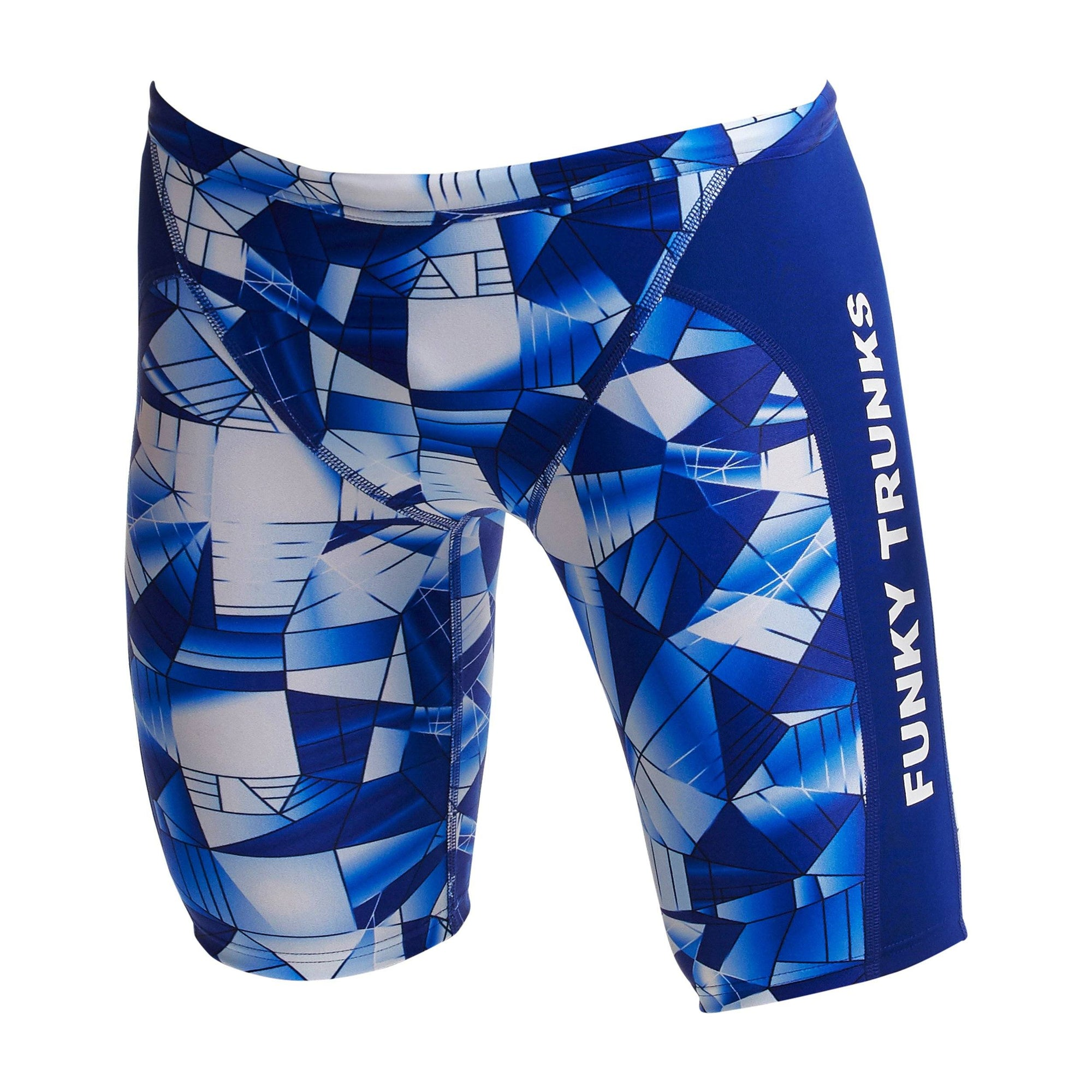 Fast Glass Training Jammers BOYS SWIMWEAR FUNKY TRUNKS