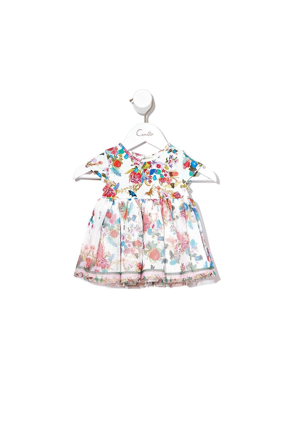 Homeward Found Jersey Tulle Dress BABY CLOTHING CAMILLA
