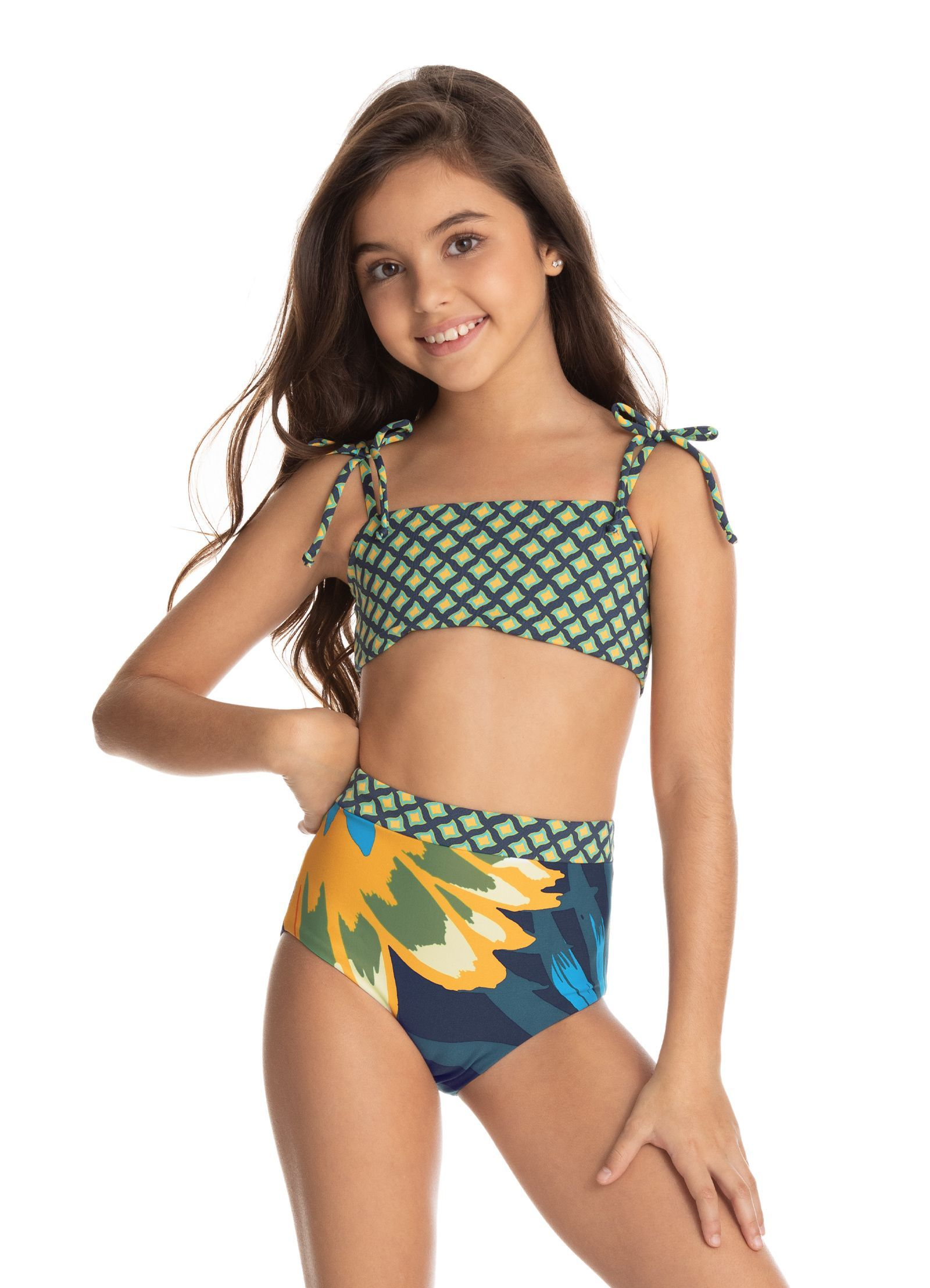 Ice Cream Sundae Bikini Set GIRLS SWIMWEAR MAAJI