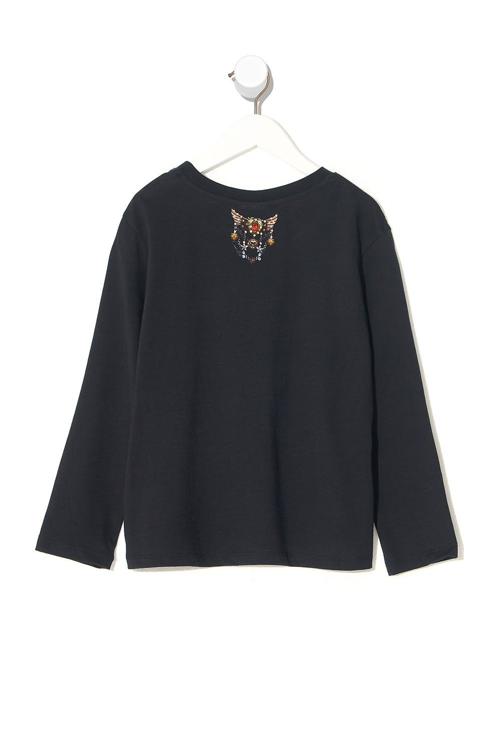 London Calling Kids Long Sleeve Top 12-14 GIRLS CLOTHING CAMILLA