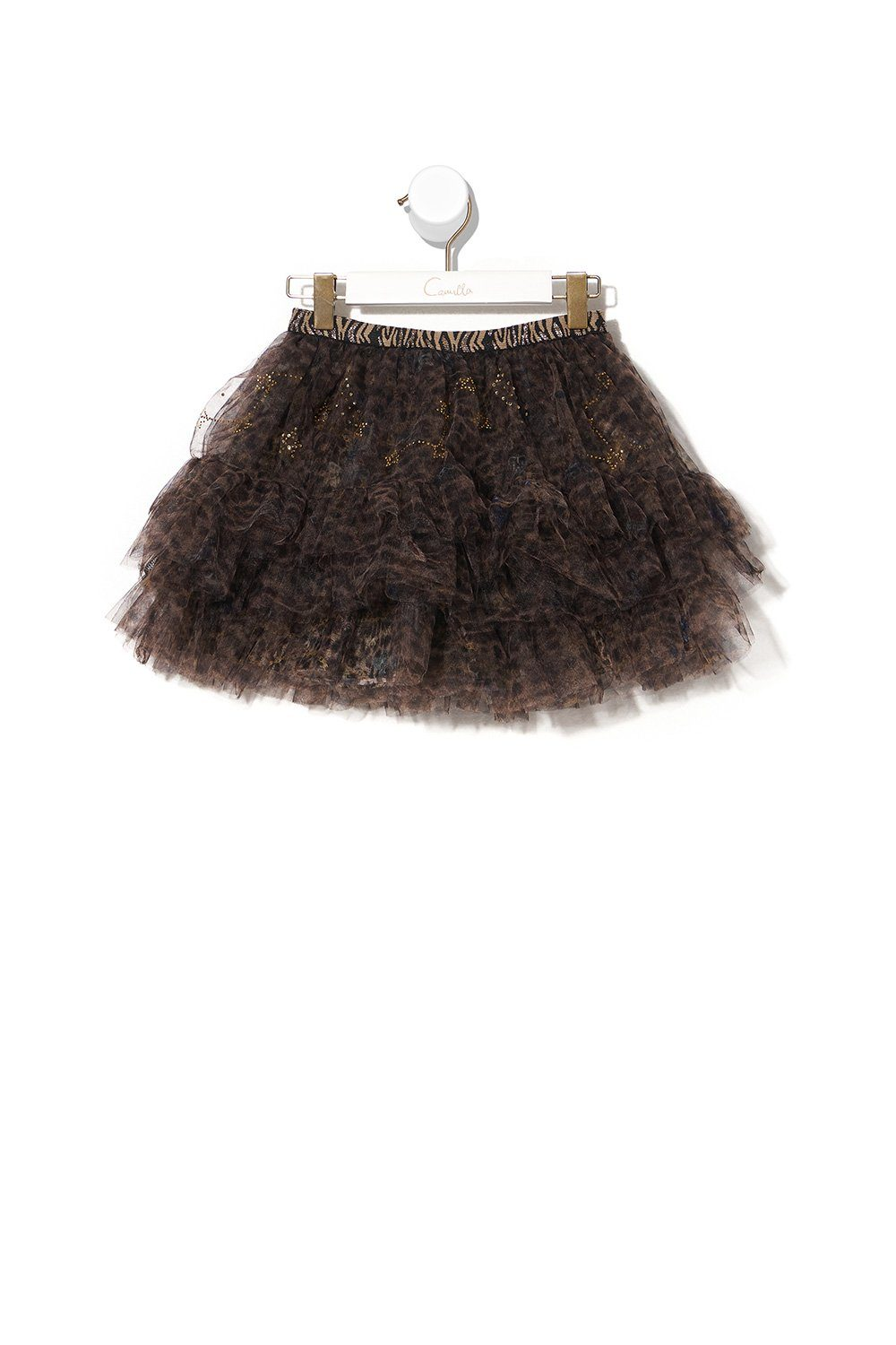 London Calling Kids Tutu Frill Skirt 4-10 GIRLS CLOTHING CAMILLA