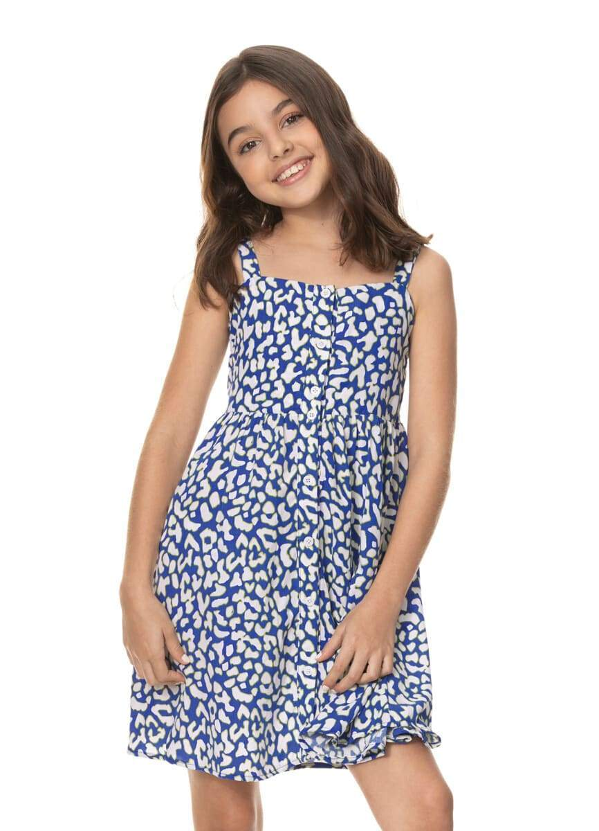 Miconos Island Bouquet Dress GIRLS CLOTHING MAAJI