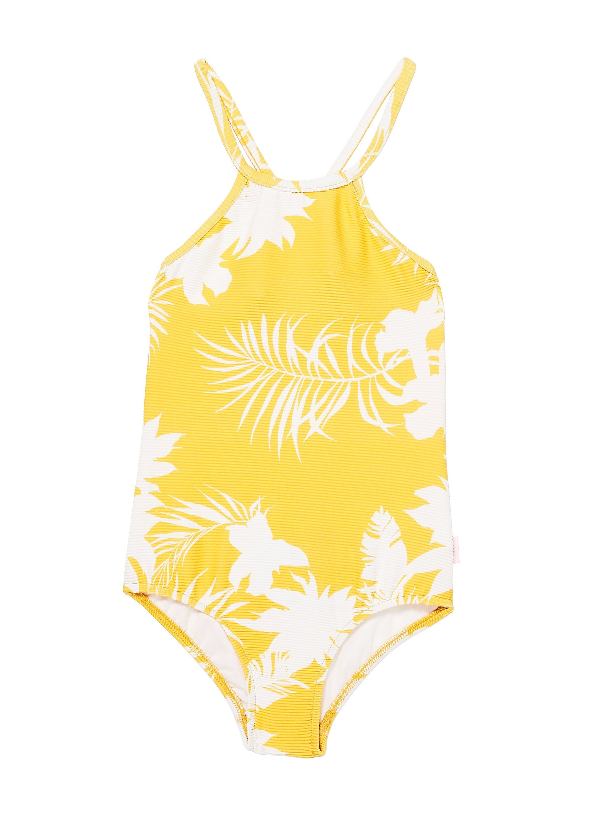MiniMe Wild Tropics Rib Tank LITTLE GIRLS SWIMWEAR SEAFOLLY