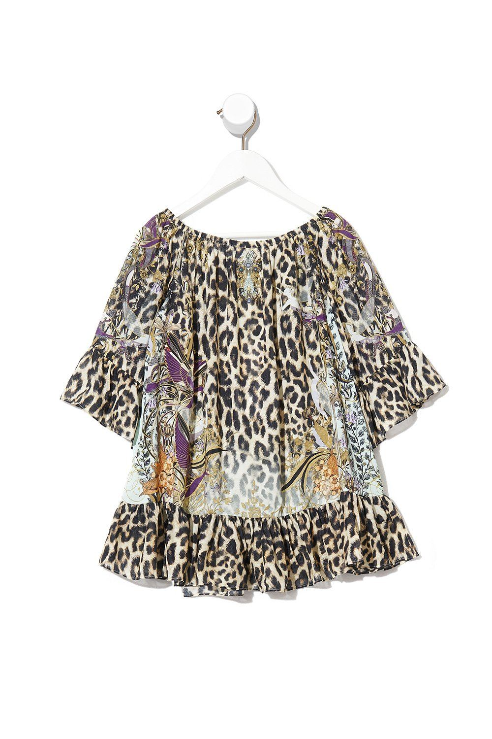 Nomadic Nymph Infants A-Line Frill Dress LITTLE GIRLS CLOTHING CAMILLA