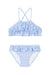 Prairie Daze Frill Tankini LITTLE GIRLS SWIMWEAR SEAFOLLY 2 CORNFLOWER BLUE