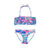 Rollergirl Tube Bikini GIRLS SWIMWEAR SALTY INK