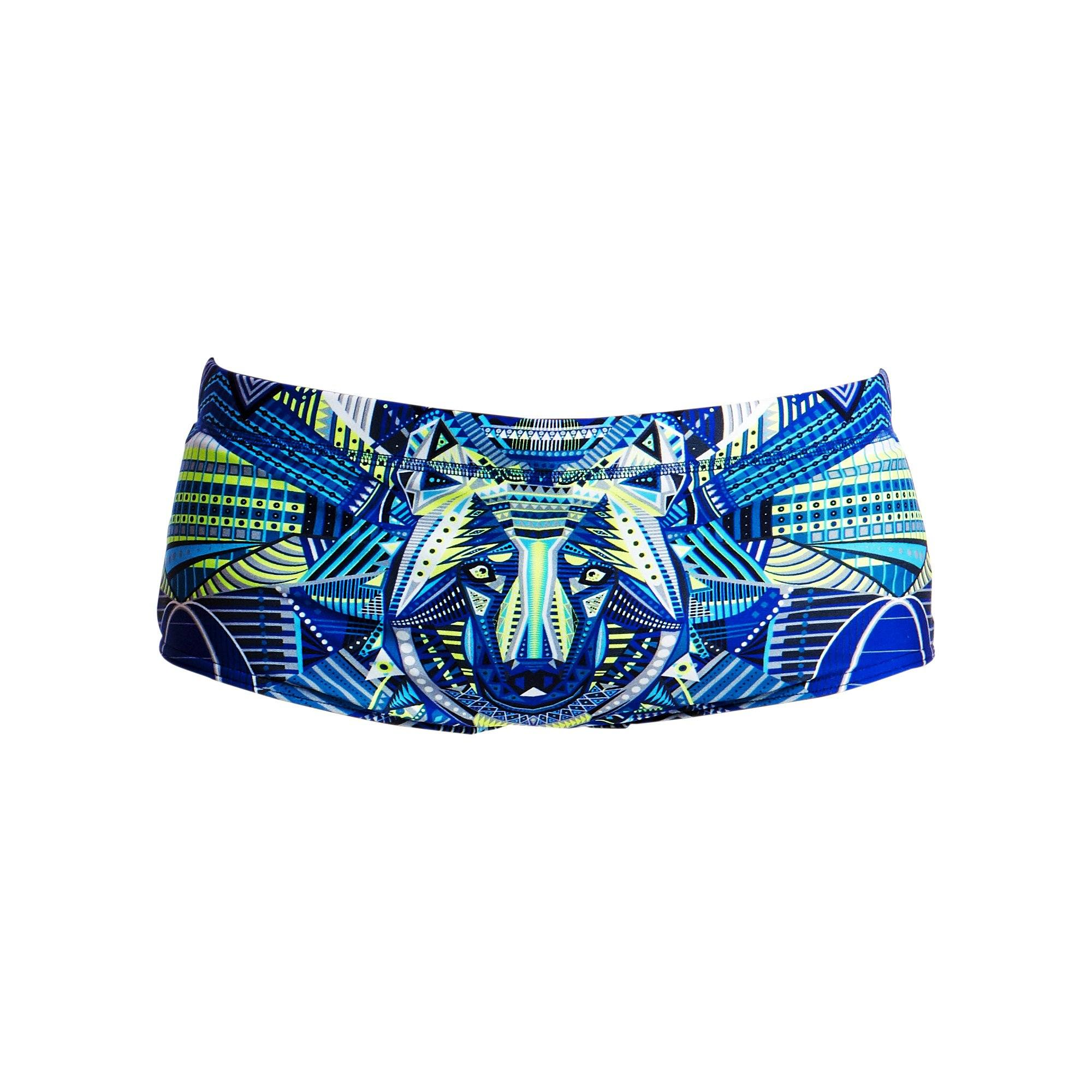Sea Wolf Classic Trunks BOYS SWIMWEAR FUNKY TRUNKS