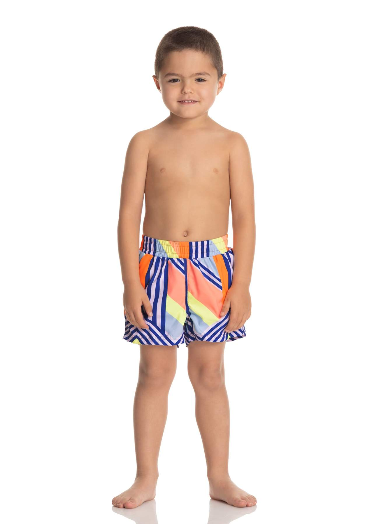 Spinning Wheel Swimming Trunks BOYS SWIMWEAR MAAJI