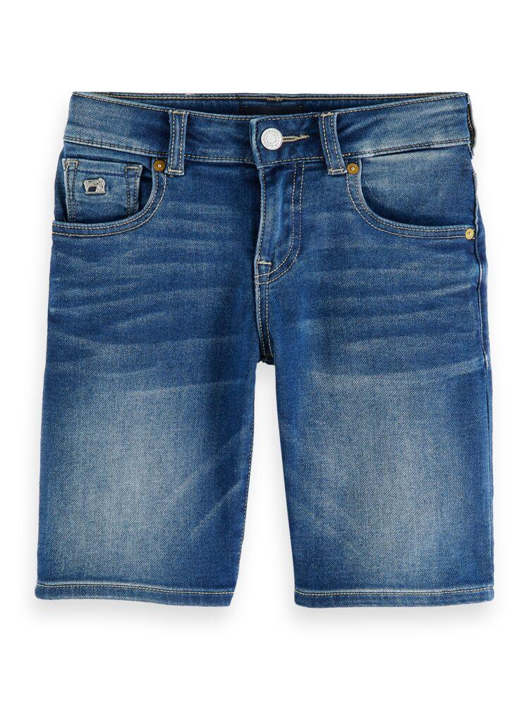 Strummer Denim Short - New York Run BOYS CLOTHING SCOTCH SHRUNK