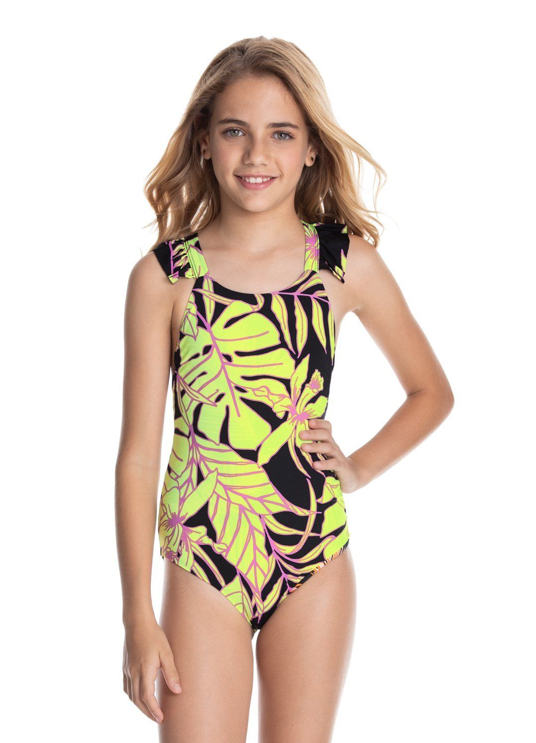 Tropic Tropicus One Piece LITTLE GIRLS SWIMWEAR MAAJI