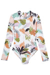Tropical Punch L/S Surf Tank GIRLS SWIMWEAR SEAFOLLY