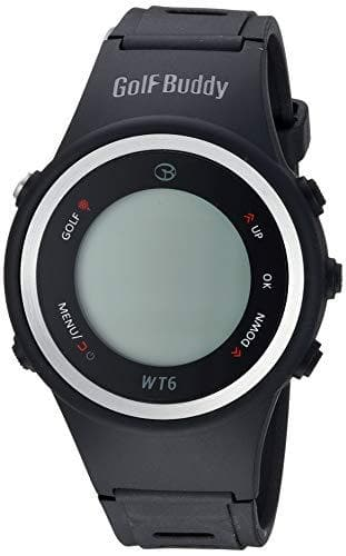 GOLFBUDDY Golf GPS Watch Hazard Distance Auto Course Recognition - Golf Course GPS Units